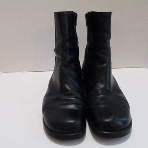 The Walking Co Italian Leather Ankle Boots size 7.